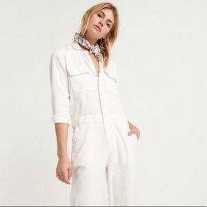 Lucky Brand Boiler Suit (jumpsuit) White